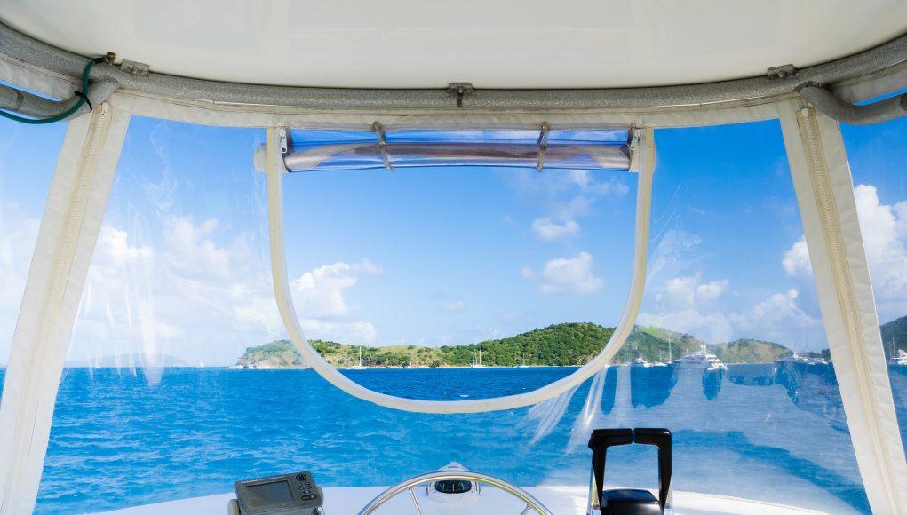 Cruising in the Med